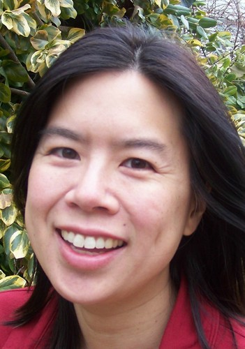 Debut novelist Julie Wu