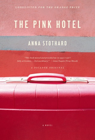 The Pink Hotel comes out April 23 from Picador.
